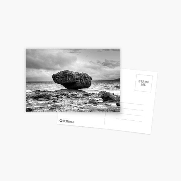 Find Your Balance Postcard