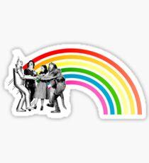 Wizard of Oz Rainbow Sticker