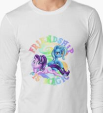 The Magic of Friendship - Trixie Starlight Glimmer My Little Pony T-Shirt