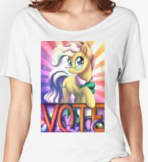 MLP Vote Mayor Mare Women's Relaxed Fit T-Shirt