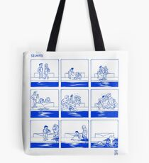 Selkies - A Cautionary Tale Tote Bag