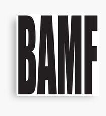 BAMF Canvas Print