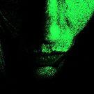 Alien Head by Nicole Wiedig