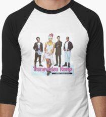 transvision vamp Men's Baseball ¾ T-Shirt