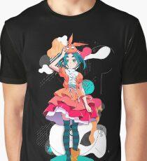 Monogatari - Ononoki Graphic T-Shirt