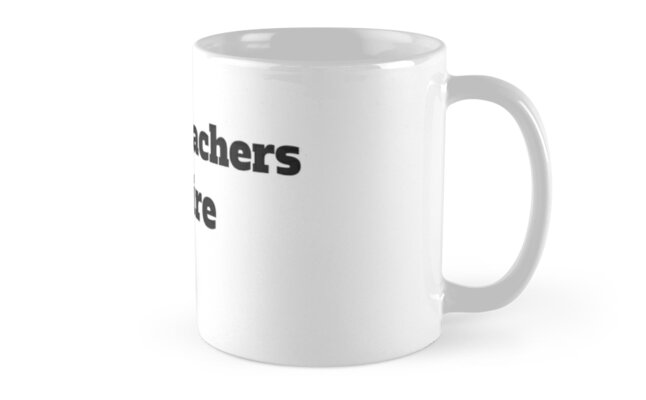 Math Teachers Inspire With Pi Symbol Teacher Gifts Mugs By