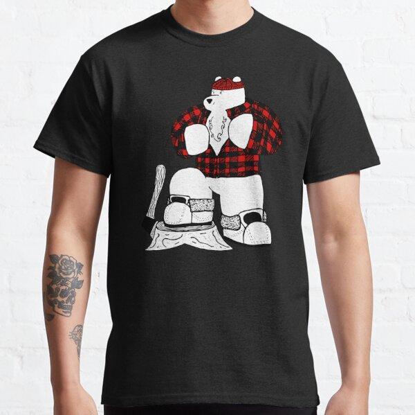 Lumberjack Bear Classic T-Shirt