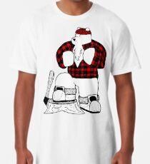 Lumberjack Bear Long T-Shirt
