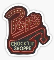Riverdale sign Sticker