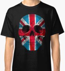 London Skull Flag Classic T-Shirt