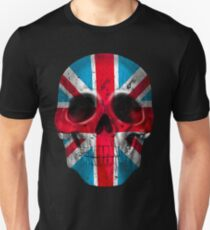 London Skull Flag Unisex T-Shirt