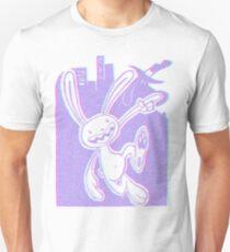 You Crack Me Up, Little Buddy (3D Purple) Unisex T-Shirt