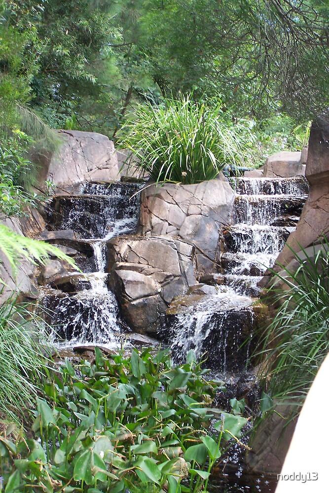 water fall 2 by noddy13