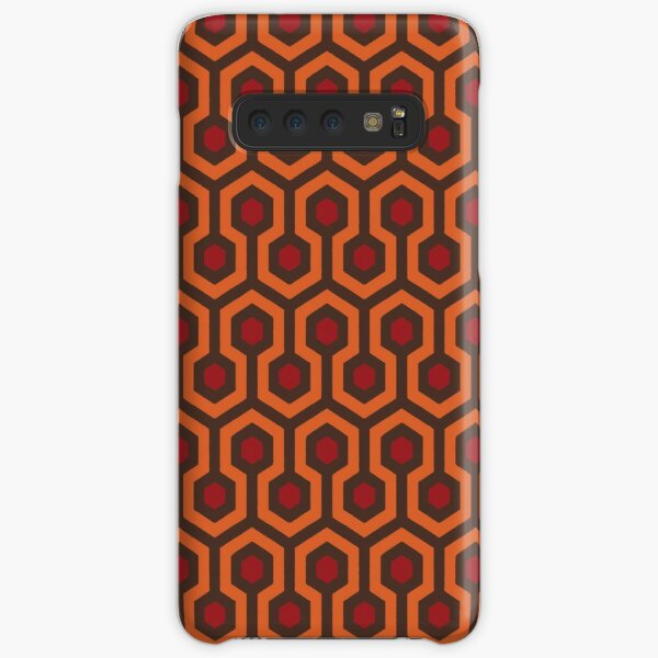 REDRUM Overlook Hotel Carpet Stephen King's The Shining Samsung Galaxy Snap Case