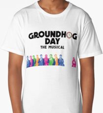 Groundhog Day The Musical Long T-Shirt