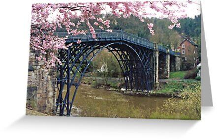 Ironbridge, Shropshire by Graeme  Hyde