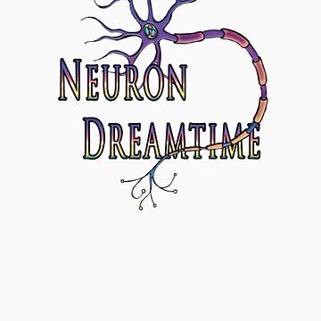 Neuron Dreamtime (Neuron logo) by Lewis-Morris