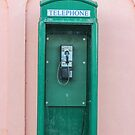 Phone Booth by Southern  Departure