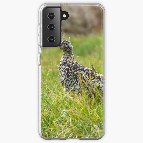 Rock Ptarmigan Samsung Galaxy Soft Case