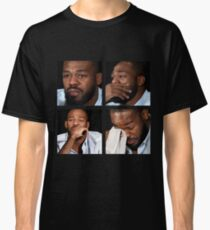 Jon Jones Crying X4 Classic T-Shirt