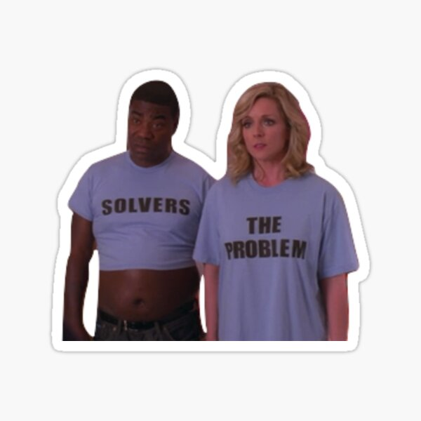 The Problem Solvers! Sticker
