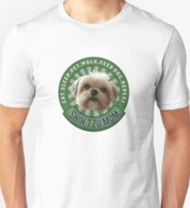 Shih Tzu Mom Eat Sleep Dog Repeat T-Shirt