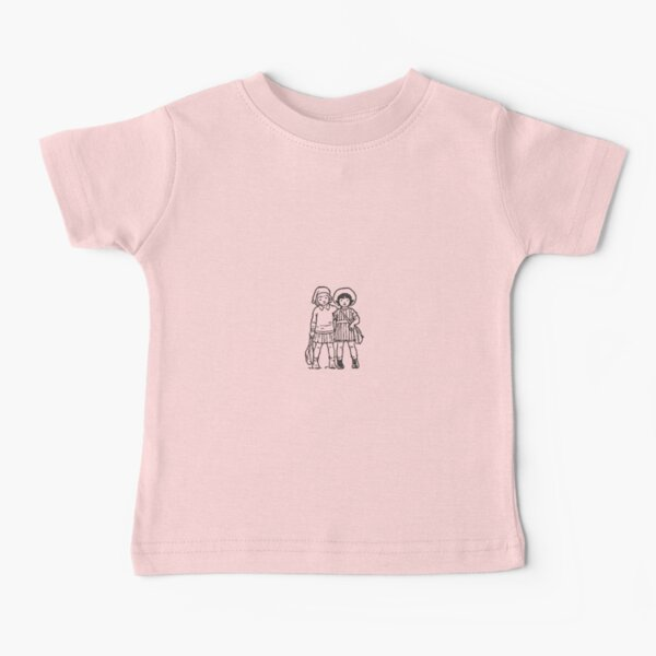 Little-friend-Susan and Milly-Molly-Mandy Baby T-Shirt