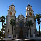 Tucson Church Front by StonePics