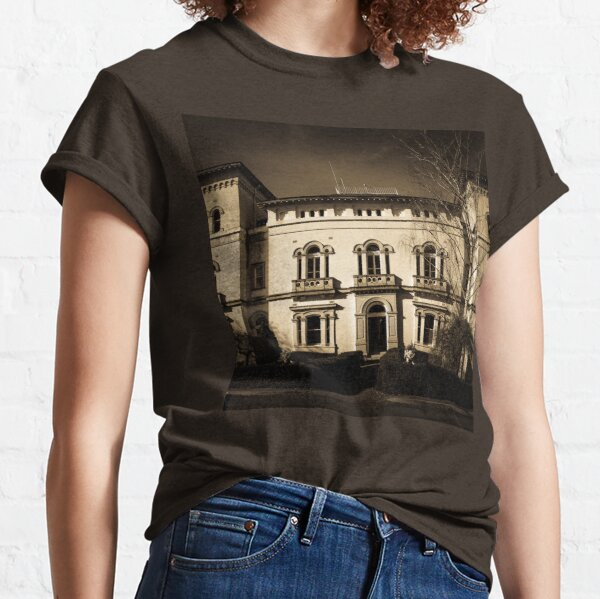 Beechworth Asylum Front Classic T-Shirt