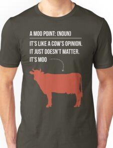 Moo Point - Joey Tribbiani Unisex T-Shirt