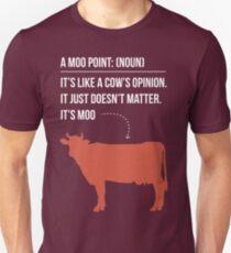 Moo Point - Joey Tribbiani T-Shirt