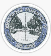 Greendale Community College (Community) Sticker