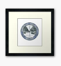 Greendale Community College (Community) Framed Print