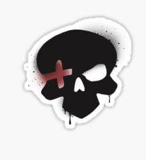deadeye spray Sticker