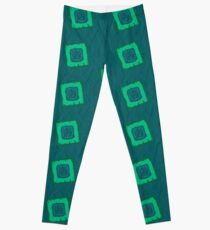Down With That Sort Of Stuff Word Art 2 Leggings