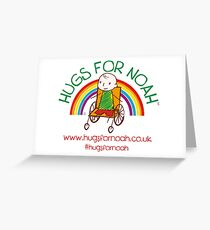 #HugsForNoah Original Collection Greeting Card
