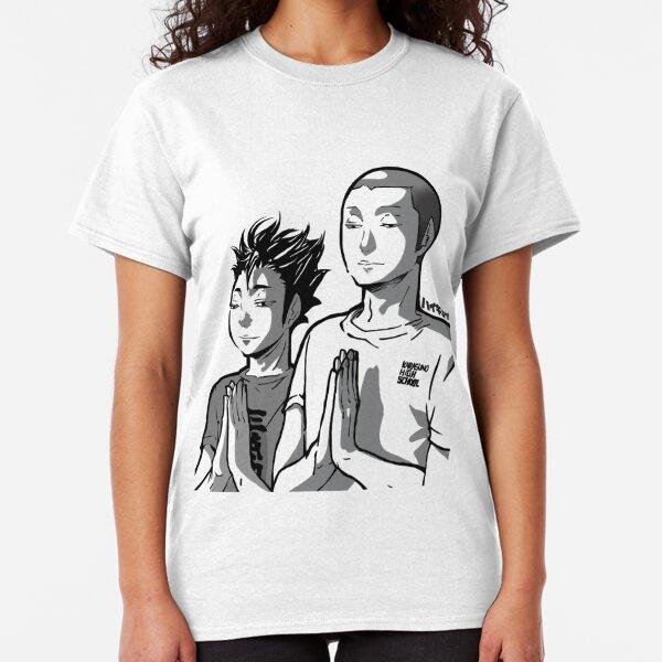 Haikyu!! - TanaNoya Praying Shirt Classic T-Shirt