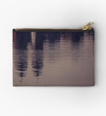 New York reflected Studio Pouch