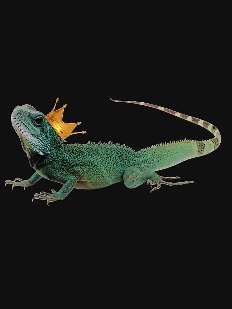 The Doors - The Lizard King by shoutingman