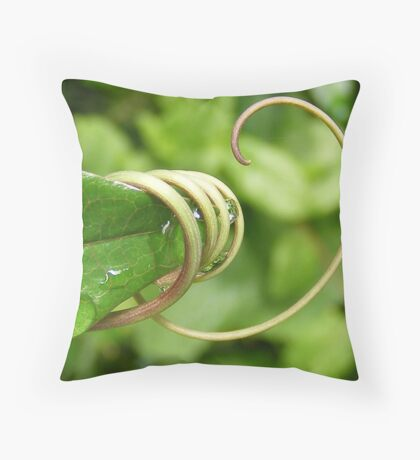 Need your support... Throw Pillow