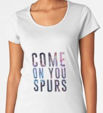 Come On You Spurs N17 Women's Premium T-Shirt