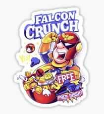 Falcon Crunch Sticker