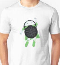 Android Oreo 8.0 robot T-Shirt