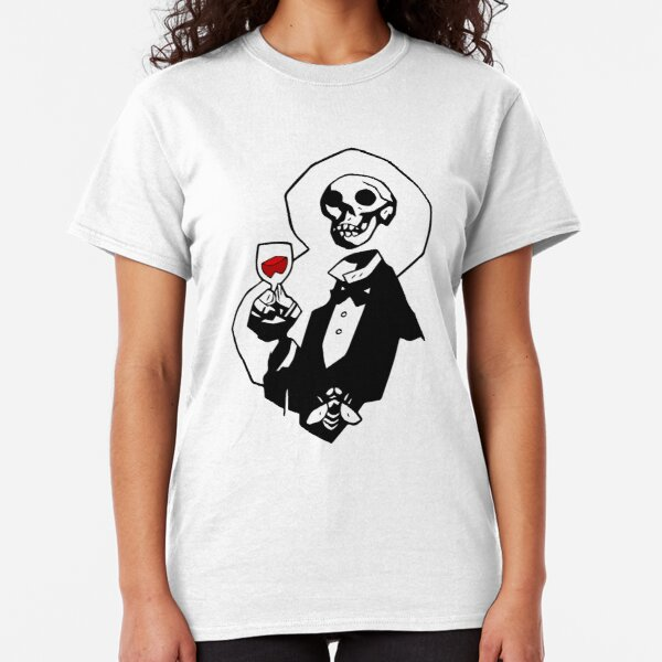 Skeleton Head Classic T-Shirt