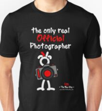 Red - The New Guy - The only real Official Photographer Unisex T-Shirt