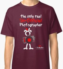 Red - The New Guy - The only real Un-Official Photographer Classic T-Shirt
