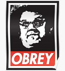 Obrey Brule Poster