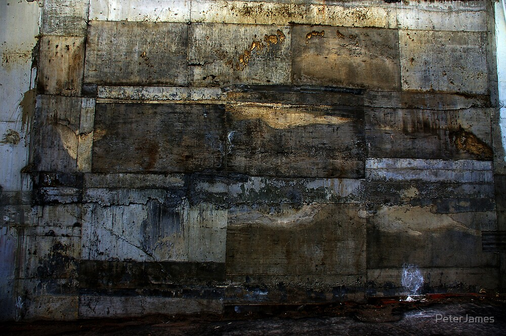 Patchwork Wall by PeterJames