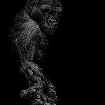 GREAT APE by RolandStraller