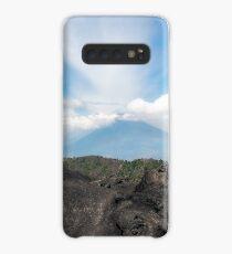 Volcanic rock formations at Pacaya Volcano, Guatemala Case/Skin for Samsung Galaxy